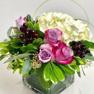 Friends Family Workshop Flower Class