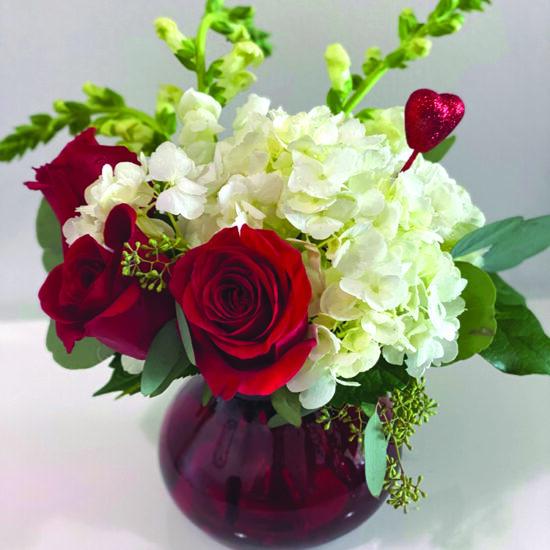 Galentines Day Flower Workshop