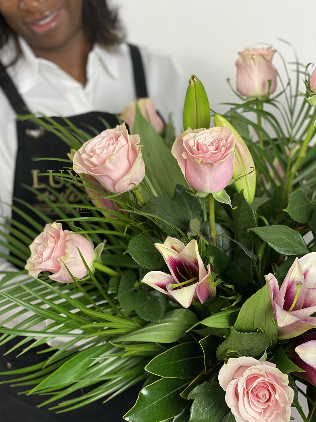 What different types of flowers mean