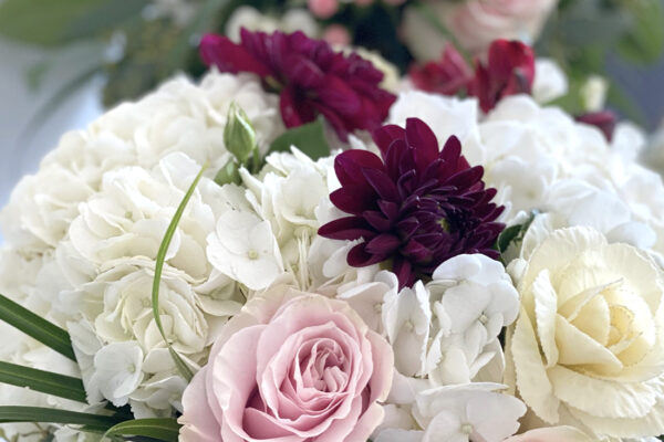 Pandemic Wedding florist in Frisco, DFW, Texas