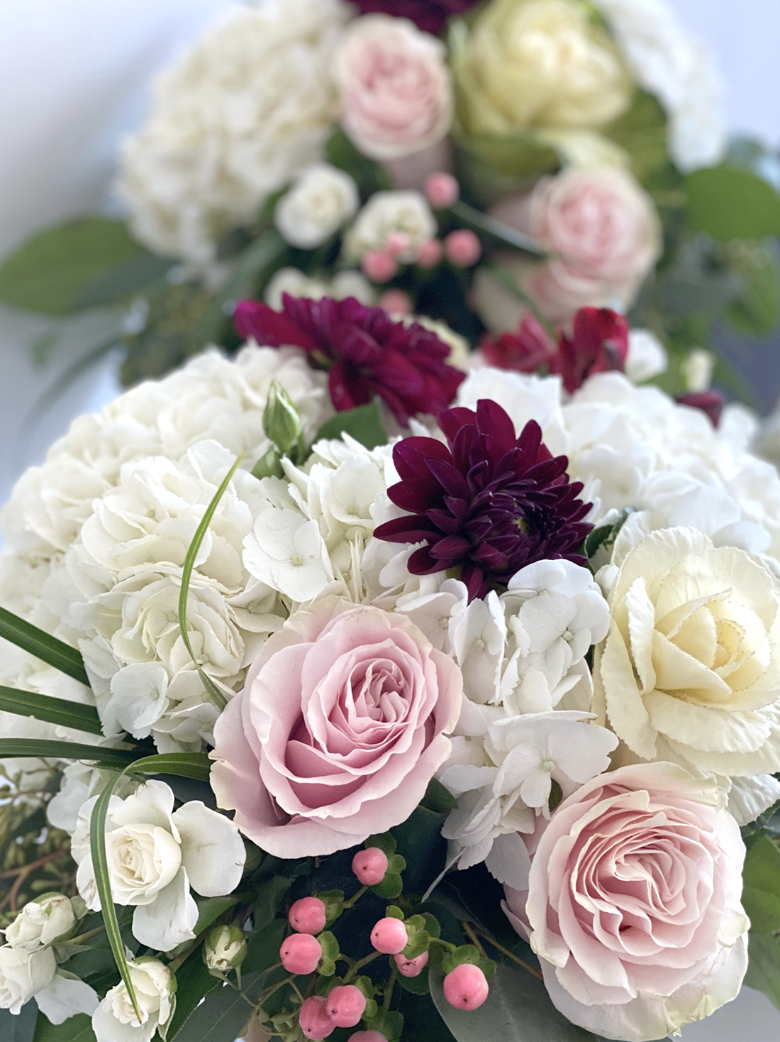 Pandemic Wedding florist in Frisco, DFW, Texas