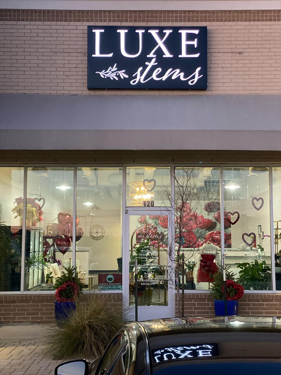 LuxeStems Floral Design Gallery Frisco TX